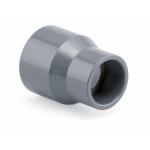 Втулка переходная ПВХ Ø 110/90х50 мм под клей (1,6 МПа) Hidroten Испания