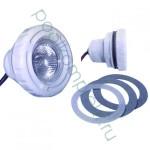 Подводный светильник светодиодный 1,5Вт Pool King белого свечения