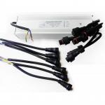 Трансформатор RGB Pool King 100Вт 12В для 6-х светод. светильн. 15(12)Вт типа TLQP Т100-6-RGB