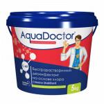 Дезинфектант для бассейна AquaDoctor C-60T в таблетках