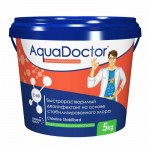 Дезинфектант для бассейна AquaDoctor C-60 в гранулах