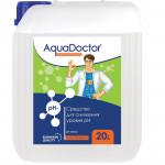 Жидкое средство для снижения pH AquaDoctor pH Minus 20 л