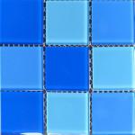 Мозаика стеклянная Aquaviva Cristall Light Blue