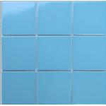 Мозаика керамическая Aquaviva C3477 глянцевая голубая