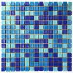 Мозаика стеклянная Aquaviva YF-MSL47