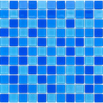 Мозаика стеклянная Aquaviva Сristall Jamaika DCM302 светлая