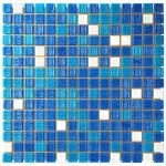 Мозаика стеклянная Aquaviva YF-MSLM02