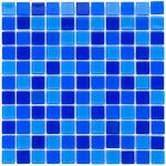 Мозаика стеклянная Aquaviva Сristall Jamaika DCM301 темная