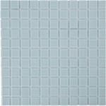 Мозаика стеклянная Aquaviva Сristall белая LM-NW