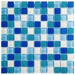 Мозаика стеклянная Aquaviva Сristall YF-811