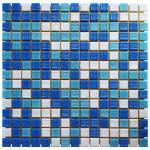Мозаика стеклянная Aquaviva YF-MSLM04