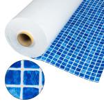 Плёнка ПВХ Cefil Mediterraneo (мозаика синяя)