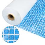 Плёнка ПВХ Cefil Gres (мозаика голубая)
