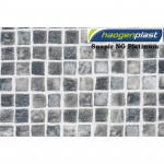 Плёнка ПВХ Haogenplast Print Snapir NG Platinum (платиновая мозаика) 1.65 x 25 м