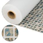 Плёнка ПВХ Cefil Mediterraneo Sable (мозаика песочная) 1.65x25.2 м