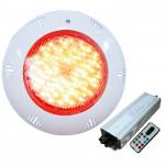 Подводный светильник светодиодный Pool King TLQP-LED12, RGB, 12 Вт