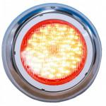 Подводный светильник светодиодный Pool King TLT-Led252, RGB, 18 Вт, нерж. сталь