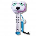Термометр-игрушка Kokido TM07DIS/C Белый медведь